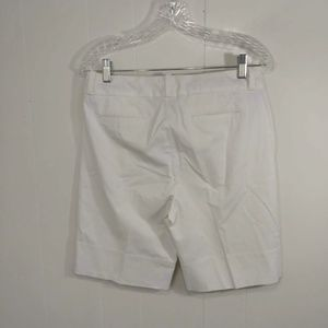 Banana Republic Shorts - Banana Republic Size 6 Martin Fit White Walking